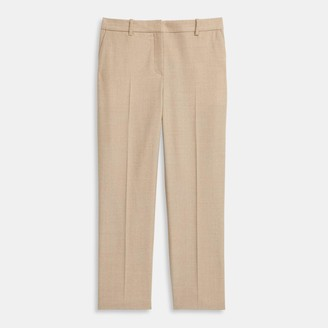 Theory Treeca Pant in Sleek Flannel