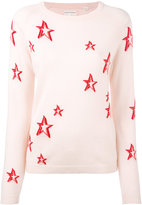 Chinti and Parker cashmere star sweater - women - Cashmere - XS