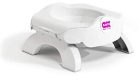 OKBaby Baby Boys and Girls On The Spot 3 in 1 Travel Potty Seat