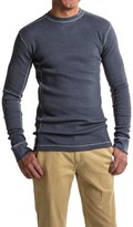 Dakota Grizzly Grizzly Trapper Crew Shirt - Waffle Knit, Long Sleeve (For Men)