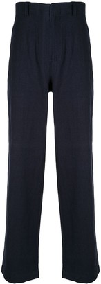 Kent & Curwen loose-fit high-waisted trousers