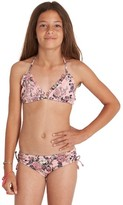 Billabong Girl's Beach Beauty Two-Piece Swimsuit