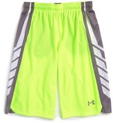 Under Armour Boy's 'Select' Heatgear Shorts