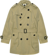 Burberry Wiltshire mini cotton trench coat 4-14 years