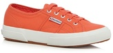 Superga Bright Red 'cotu' Lace Up Shoes