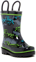Western Chief Busy Bulldozers Rain Boot (Toddler & Little Kid)