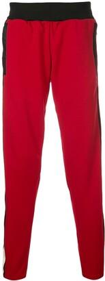 Daniel Patrick Snap Side Track Trousers