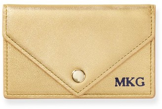 Mark And Graham Mini Snap Envelope Card Case