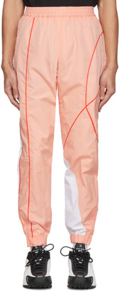 Martine Rose SSENSE Exclusive Pink Twist Track Pants