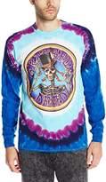 Liquid Blue Men's Queen Of Spades Long Sleeve T-Shirt