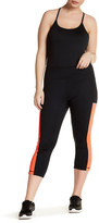 Z By Zella Fast Pace Run Crop Pant (Plus Size)
