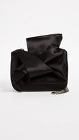 No.21 No. 21 Satin Knot Bag