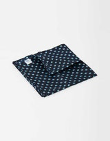 Scotch & Soda Printed Pocket Square