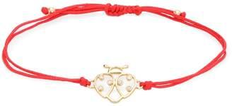 Leon Yvonne Paris Lvr Exclusive Lady Bug Bracelet