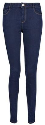 Dorothy Perkins Womens Indigo 'Ellis' Skinny Jeans