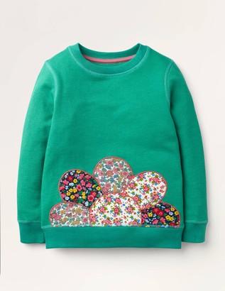 Applique Snuggly Sweatshirt