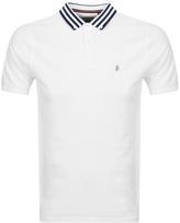 Luke 1977 Turtles Head Polo T Shirt White
