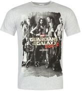 Character Mens Guardians of the Galaxy T Shirt Tee Top Print Short Sleeve