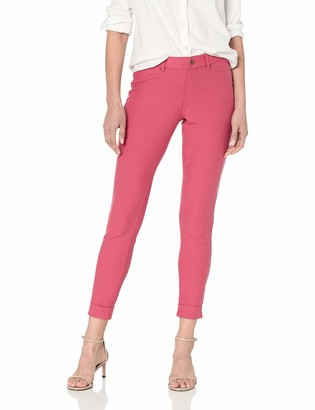 Hue Women's Plus Size Essential Denim Jean Skimmer Leggings Assorted