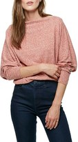 Free People Women's Valencia Off The Shoulder Pullover