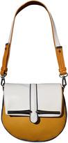 Golden Yellow Regata Convertible Hip /Shoulder Bag