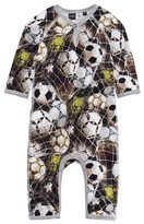 Molo Balls in Net Print Fleming Bodysuit