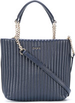 DKNY quilted tote bag - women - Lamb Skin - One Size