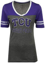 Colosseum Women's Tcu Horned Frogs McTwist T-Shirt