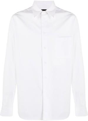 Yohji Yamamoto Slim Fit Shirt