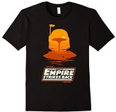 Star Wars Cloud City Boba Fett Graphic T-Shirt