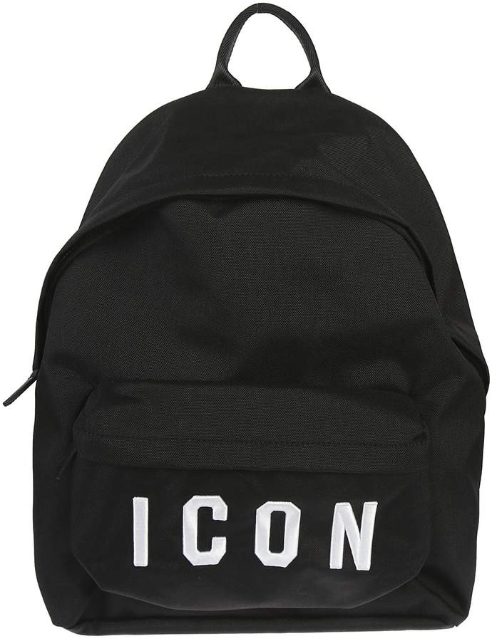 DSQUARED2 icon Printed Backpack