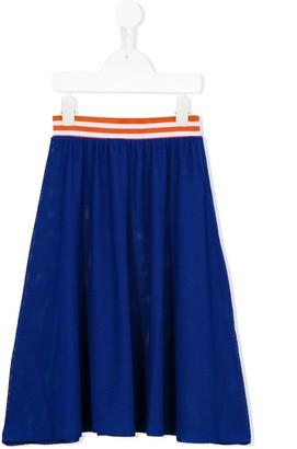 Bobo Choses Nadia mid-lenght skirt