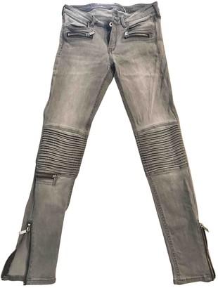 Zara Grey Denim - Jeans Trousers for Women