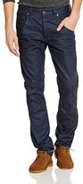 Freeman T. Porter Men's Straight Jeans - Blue -