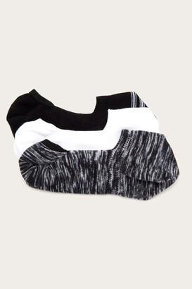 The Frye Company 3 Pack Lena Spacedye Sneaker Liner - Women
