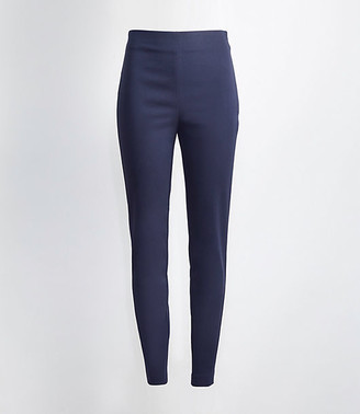 LOFT The Tall Curvy Side Zip Skinny Pant