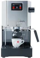 Gaggia 110-Volt Semi-Automatic Espresso and Cappuccino Machine in Brushed Stainless Steel