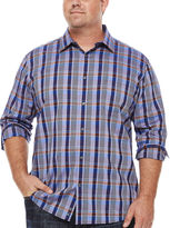 Claiborne Classic Fit Long Sleeve Dress Shirt