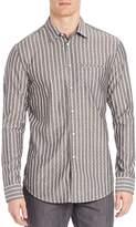 John Varvatos Men's Slim-Fit Casual Button-Down Shirt
