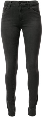 AG Jeans The Legging low rise skinny jeans