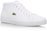 In White Straightset Chukka Boot