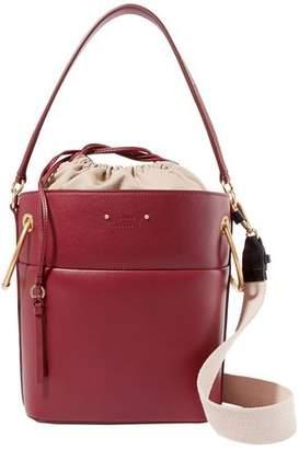 Chloé Roy Medium Leather Bucket Bag