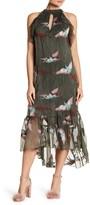 Eva Franco Peking Embroidered Dress