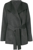 Joseph wrap jacket - women - Cotton/Cashmere/Wool - 36