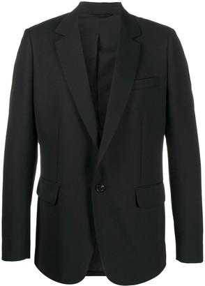 Ann Demeulemeester Single Breasted Blazer Jacket