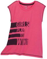 Reebok Play to Win Tee (Big Girls)