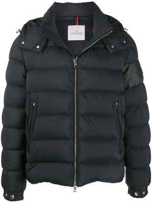 Moncler Funnel Neck Puffer Jacket