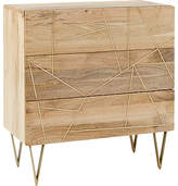 west elm Roar + Rabbit for Geo Inlay 3 Drawer Chest