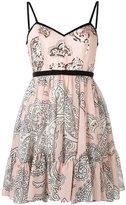 Manoush paisley print dress - women - Cotton/Polyester - 38