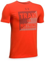 Under Armour Boys' Train or Nothing Tee - Sizes S-XL
